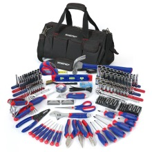 WORKPRO 322 Piece Repair Tool Kit With Carry Bag Multifunction Hand Tools Set