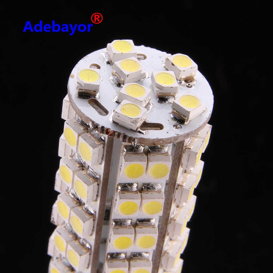 2x H3 68 SMD светодиодный автомобильный Автомобильный стоматологический фонарь, противотуманная головка, парковочный сигнал, головной светильник, лампа 12 В, белый цвет, оптовая продажа, бесплатная доставка