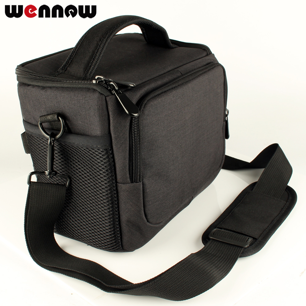 Wennew Shoulder Camera Bag Case For Leica X Vario X-u Sl D-lux 6 5 V-lux 4 3 2 M Monochrom M-p M10 M9 M9-p M8 M7 M6 M5 M4 M3 Durable In Use