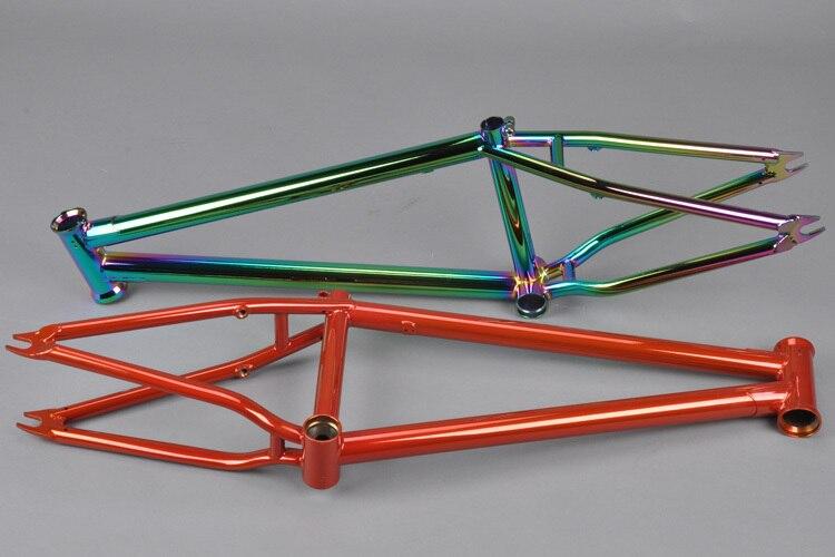cadre bmx cromo
