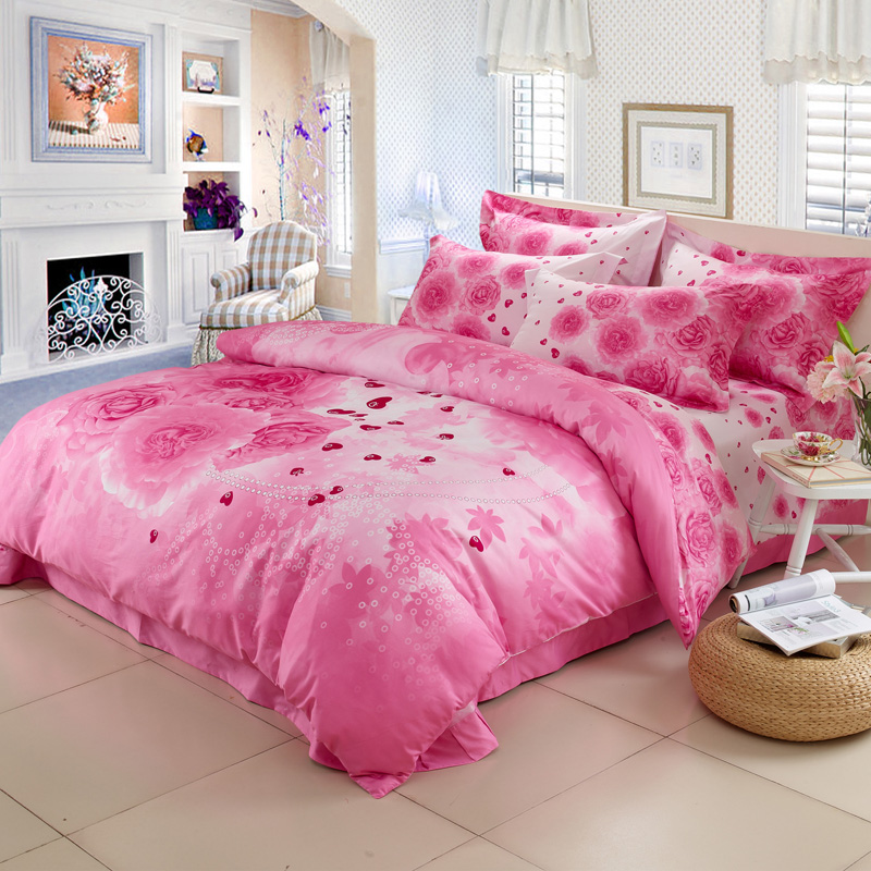 Pink Bedding Full 28 Images Total Fab Pale Pink