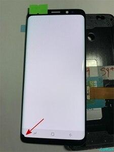 Image 4 - サムスンギャラクシーS7エッジS8 S8プラスS9 S9プラス注8液晶ディスプレイタッチスクリーンデジタイザスポットg935f G950fスーパーamoled