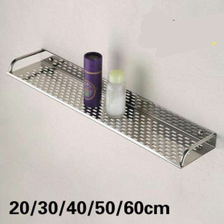 Rack de cozinha alta qualidade 304 aço inoxidável banheiro rack e prateleiras da cozinha