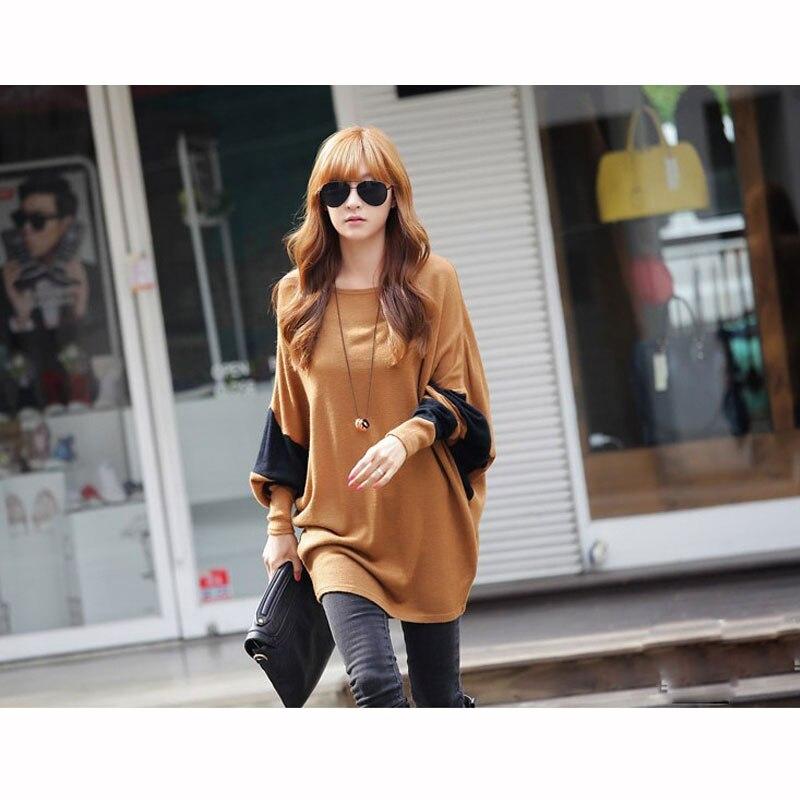 Пуловери есен нова риза за дива - Дамски дрехи - Снимка 4
