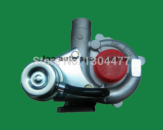 GT17 708337 Turbo Turbine Turbocharger For Hyundai Might Truck/Chrorus Bus D4AL 3.3L1999- With Gaskets