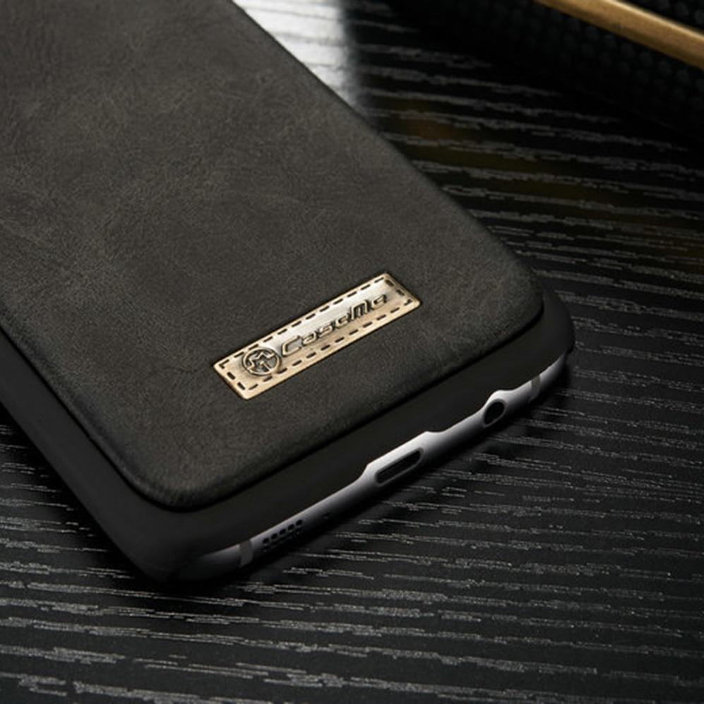 Original CaseMe För Samsung Galaxy S7 Magnetiskt läder 14 - Reservdelar och tillbehör för mobiltelefoner - Foto 6