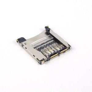 Image 3 - Novo sd slot para cartão de memória titular peças reparo para nikon d3300 d750 d810 slr