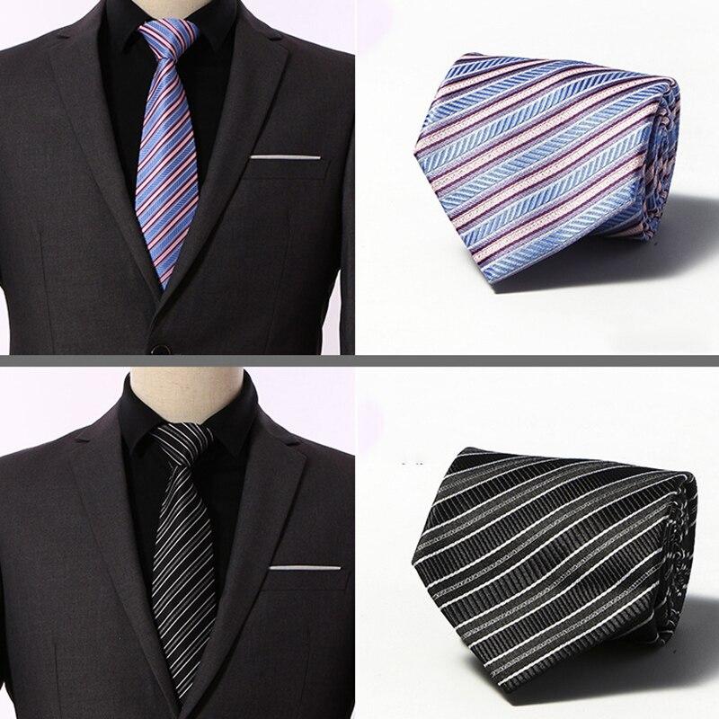 Fashion Wedding Neckties For Men Business Suit Accessories Polka Dot Pattern Neck Ties Male 39 s Gravatas wedding Party Tie Cravate in Men 39 s Ties amp Handkerchiefs from Apparel Accessories