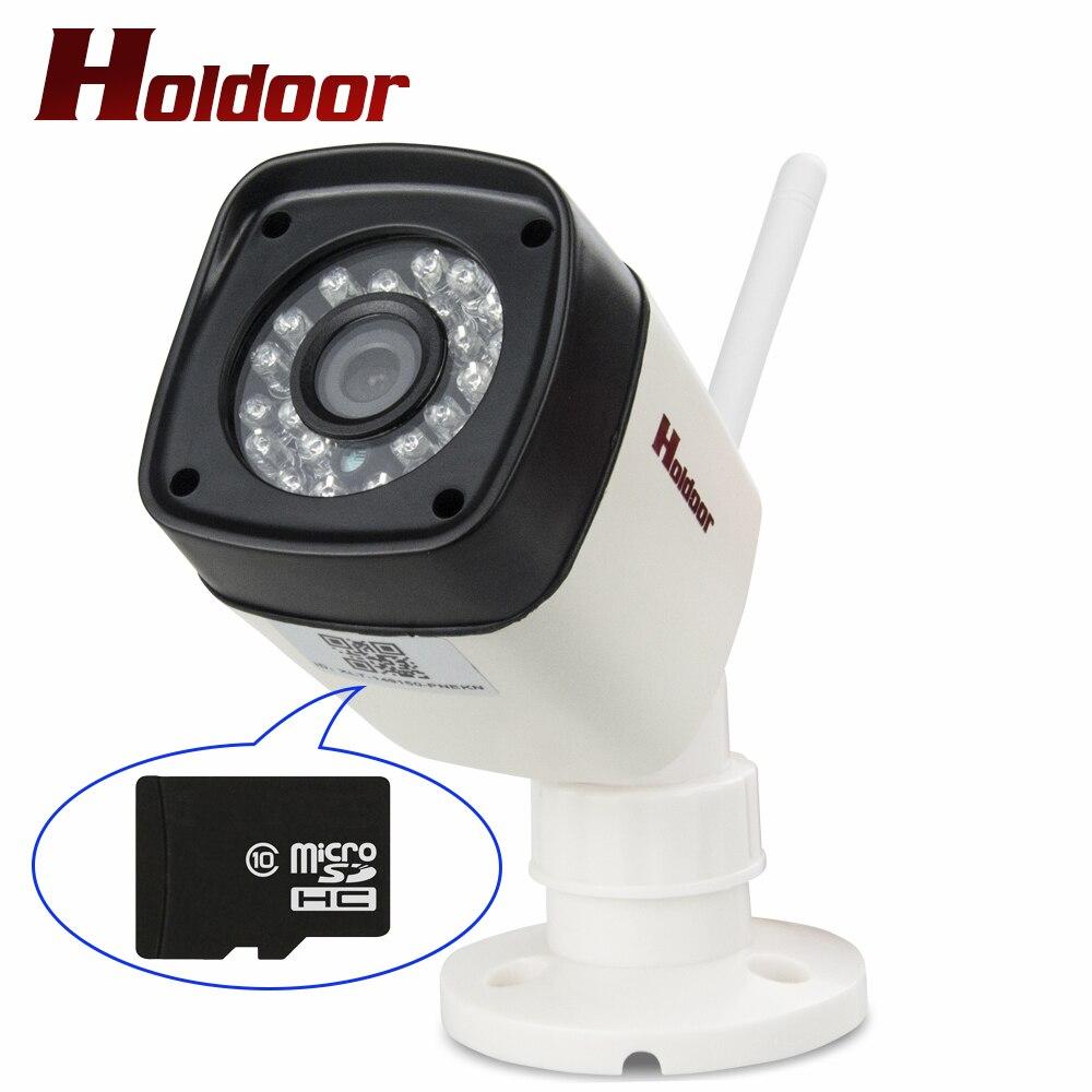 Surveillance Cameras Steady Wifi Dome Cameras Sd Slot 720p Hd Cctv Wireless Camera Ip Home Security Cam Network Surveillance Wifi Camera Onvif Smart Remote