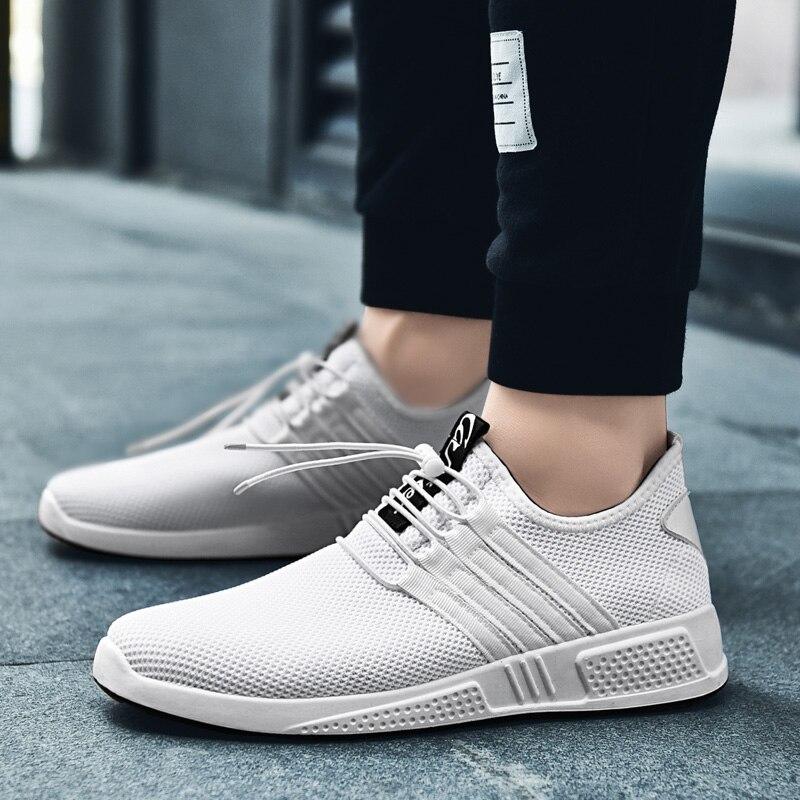 Joker Mode Chaussures Hommes automne Nouveau Printemps De Sneakers white Libre Bord Casual À Version 3 La Black Coréenne Net 2018 61YwFqF
