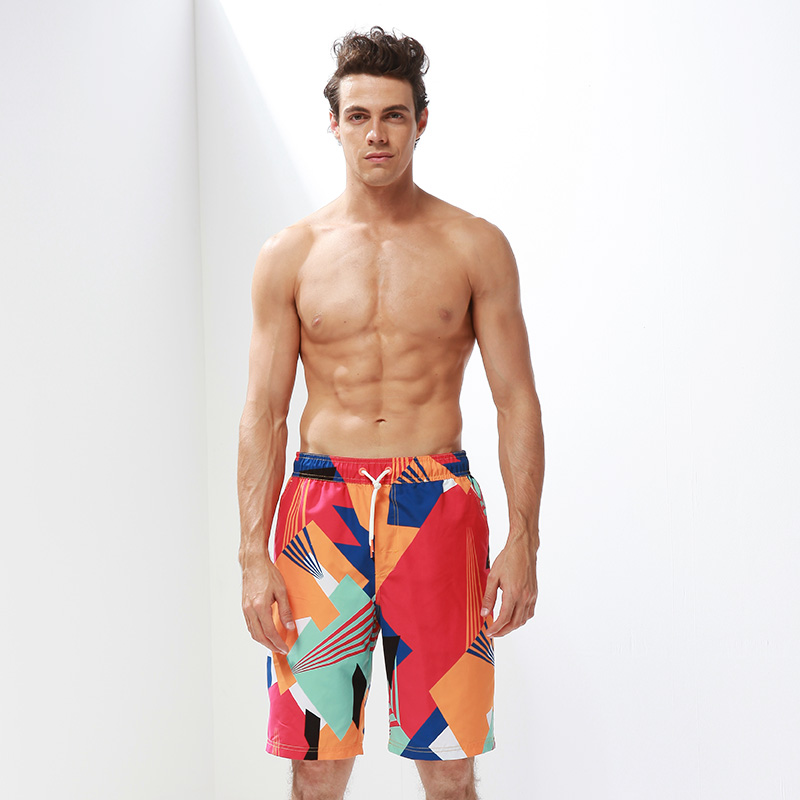 Gailang Brand pantallona të shkurtra meshkuj plazhet e burrave - Veshje për meshkuj - Foto 4
