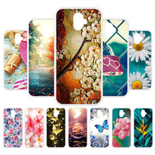 Custom Soft Silicone Case For Ulefone S7 Case Coque For Ulefone S7 S7 Pro Cover Flamingo Painted Case Back Cover Fundas Housing