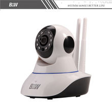 Hot Surveillance Security IP 720P HD Camera Wifi Remote Control 2 Way Audio Monitoring CCTV Alarm System BWIPC002D