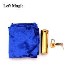 Волшебные фокусы с надписью Билла в медной трубке магические