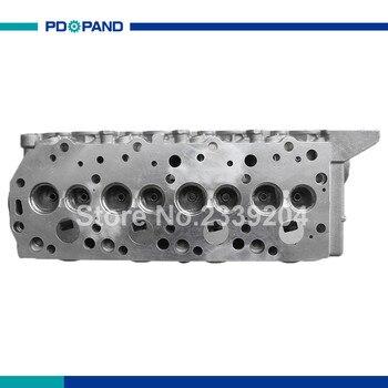 Peças de motor 908 770 22100427004D56 D4BA D4BFbare cabeça de cilindro para Hyundaii H-1 H100 H200 GALLOPER TERRACAN STAREX GRACE PORTER