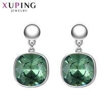Xuping модные серьги высокое качество кристаллы от Swarovski цвет покрытием шарм дизайн для женщин подарок M95-20499