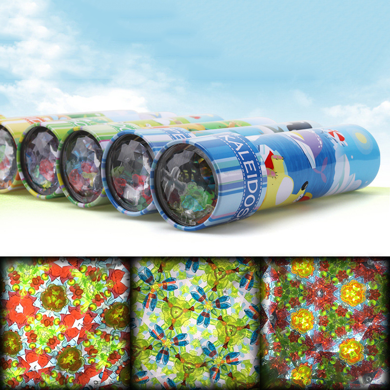 Imaginative-Cartoon-Animals-3D-Kaleidoscope-Paper-Card-Kaleidoscope-Metal-Iron-Sheet-Rotary-Colorful-Word-Interactive-Toys-4