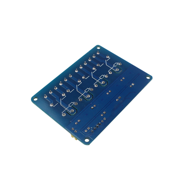 4 Channel 5V Relay Module 4-Channel Relay Control Board with Optocoupler Relay Output