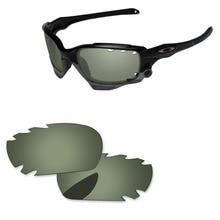 aabce2aa3a Negro verde polarizadas lentes para Jawbone ventilado gafas de sol marco  100% UVA y UVB protección