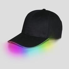 Светодиодные фонари, рыболовная шляпа, камуфляжная кепка для ночной рыбалки, охоты с батареями, рыболовные снасти для рыбалки, Кепка
