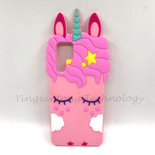 Unicorn Horse Soft Silicon Case For Huawei P30 Cute Cartoon Pro Lovely Silicone Cover Lite Coque
