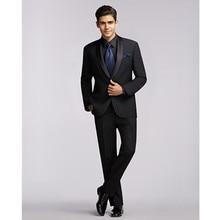 beach mens wedding tuxedo slim fit groom wear black custom made men suits high quality 2017 dress