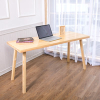 Simple Modern Pine Computer Desk High Quality Solid Wood Desk Study Desk