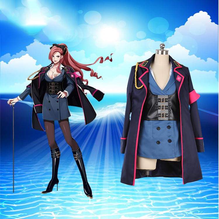 Anime Hypnosis Mic Division Rap Battle DRB Ichijiku Kadenokoji Combat Gear Uniform Cosplay Costume Halloween New