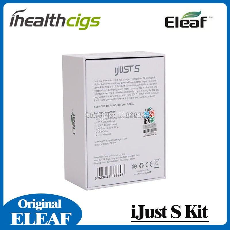 iJust S Kit 2
