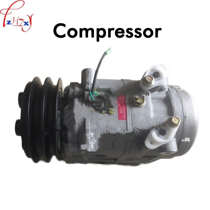 Компрессор Холодный воздушный насос автомобильные аксессуары DKS 32C автомобиль/автобус кондиционер компрессор 24 В 1 шт