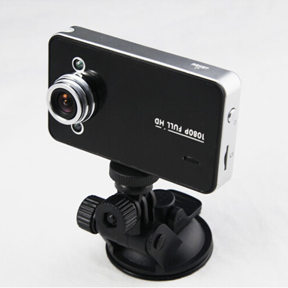 original k6000 car camera car video recorder full hd 1920 1080p 2 7 tft screen night vision car. Black Bedroom Furniture Sets. Home Design Ideas