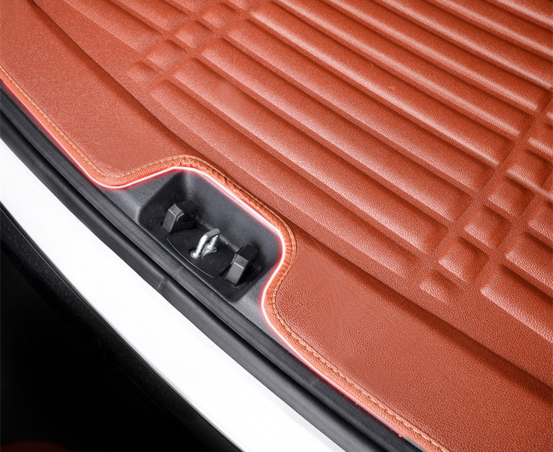 Rear Trunk Cargo Boot Liner Mat Floor Tray Carpet Protector Pad For Chevrolet Holden Trax Tracker 2013 2014 2015 2016-2018 Home