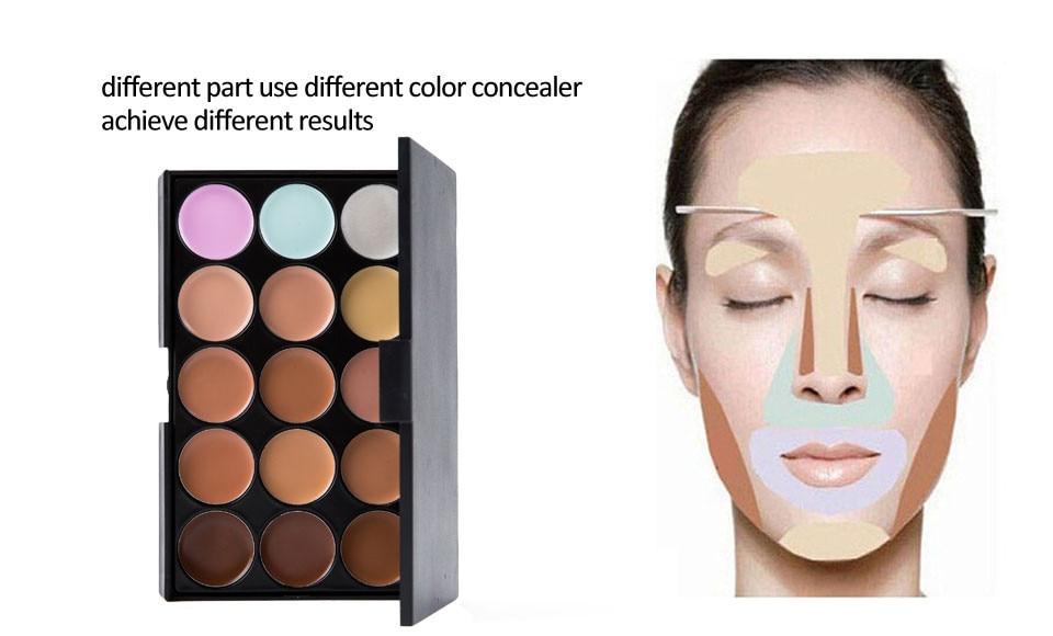 pçs olho lábio compõem escovas ferramentas cosméticos