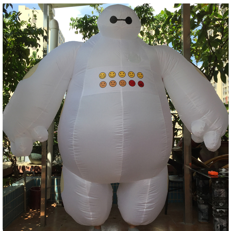 inflatable baymax costume (2)