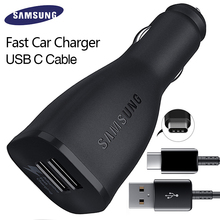 Samsung S 9 S8 Plus S9 S8 Car Charger Original Adaptive Fast