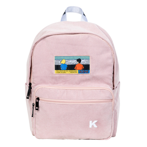 Image 1 - Creative ומעשי ורוד וכחול כהה קורדרוי רקמת תרמילי עבור בתי ספר ונוסע סצנה סדרה (כיף KIK)