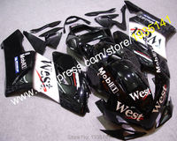 Aftermarket Fairing Kit For Honda CBR1000RR 2004 2005 CBR 1000RR CBR1000 04 05 Motorcycle Fairing (Injection molding)