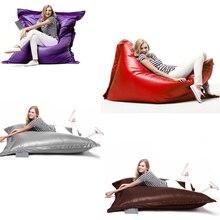 Большой мешок фасоли гигантский внутреннего / наружного мешка фасоли XXXL водонепроницаемый кресла-мешки мешок размер 180 см * 140 см