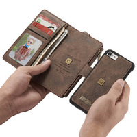 Original Multifunction Leather Wallet Phone Cases SFor Apple Iphone 7 Case For Iphone 6 7 Plus