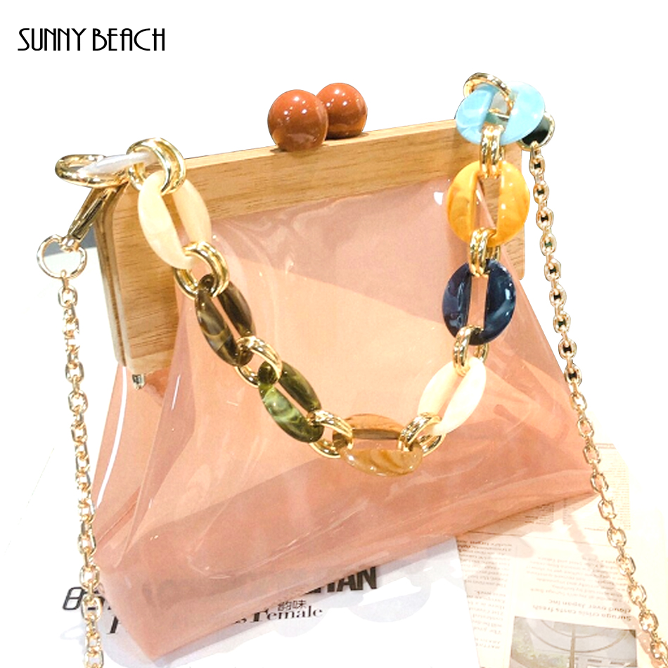 Luxury Acrylic Shell Bag Clip Women Handbag Chain Shoulder Messenger Bags Ice Cream Color women Bags Party Clutch Bolso femeninoLuxury Acrylic Shell Bag Clip Women Handbag Chain Shoulder Messenger Bags Ice Cream Color women Bags Party Clutch Bolso femenino