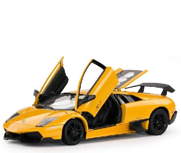 Карро hot wheels 2018 Новый rastar сплава модели автомобилей 1:24 литья под давлением Металл игрушечных автомобилей цвет модели как подарок для детей б... ...