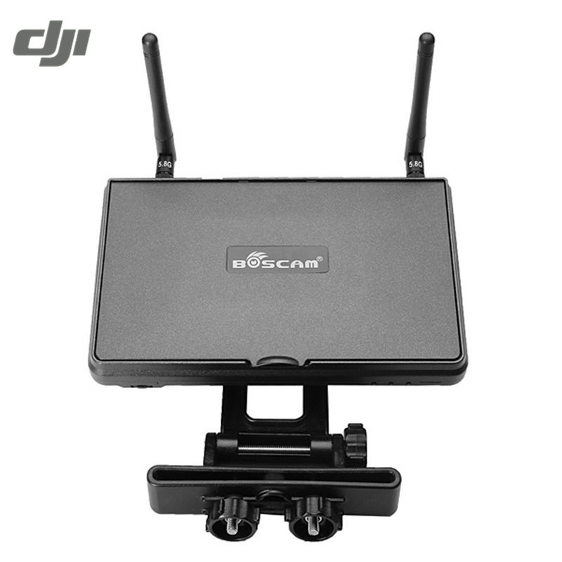 DJI Spare Part Boscam D2 FPV 5.8G 32CH LCD 7 Inch Monitor For RC Camera Drone Transmitter Remote Control dji original brand new spare part body