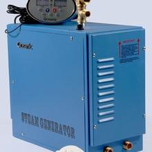4 кВт паровой генератор для домашнего спа парогенератор для парной комнаты