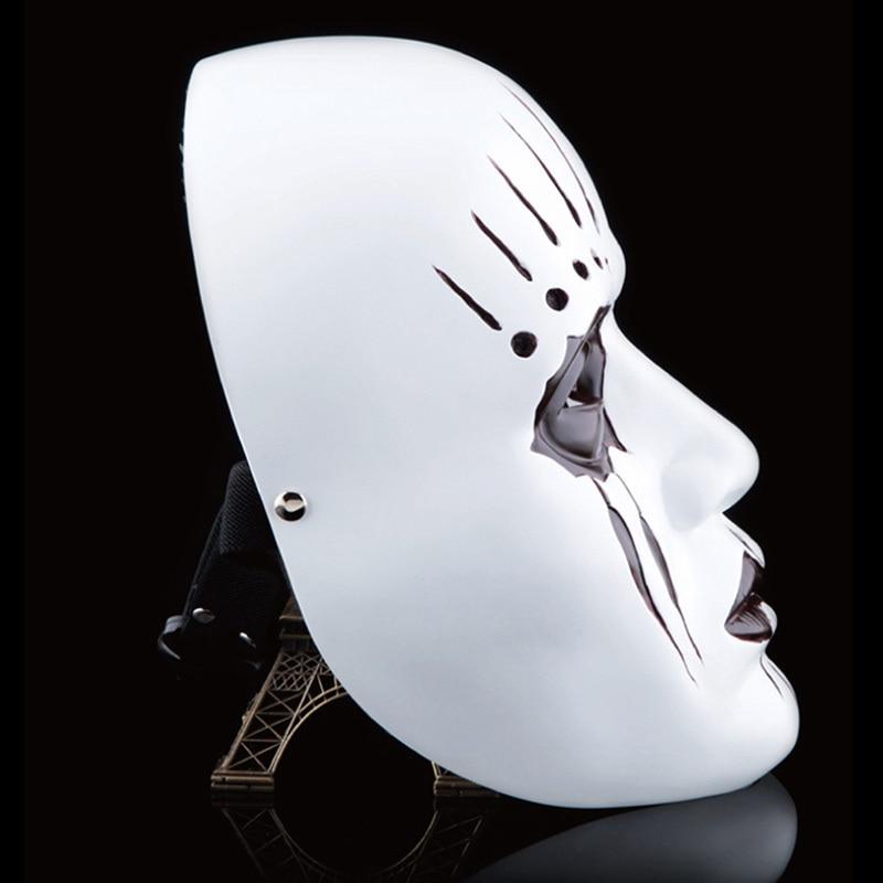 Խեժ Gmask Slipknot Joey Cosplay Mask Մոլախաղեր Դիմակ - Տոնական պարագաներ - Լուսանկար 3