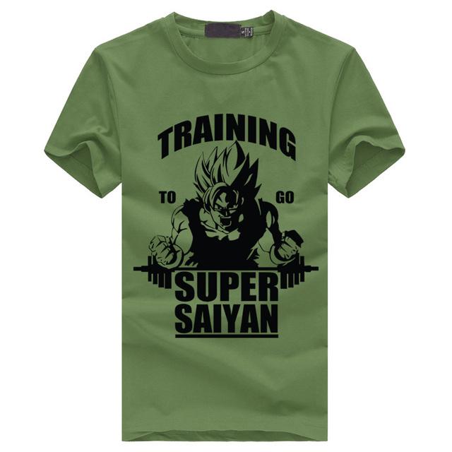 Super Saiyan Short Sleeve T-Shirt