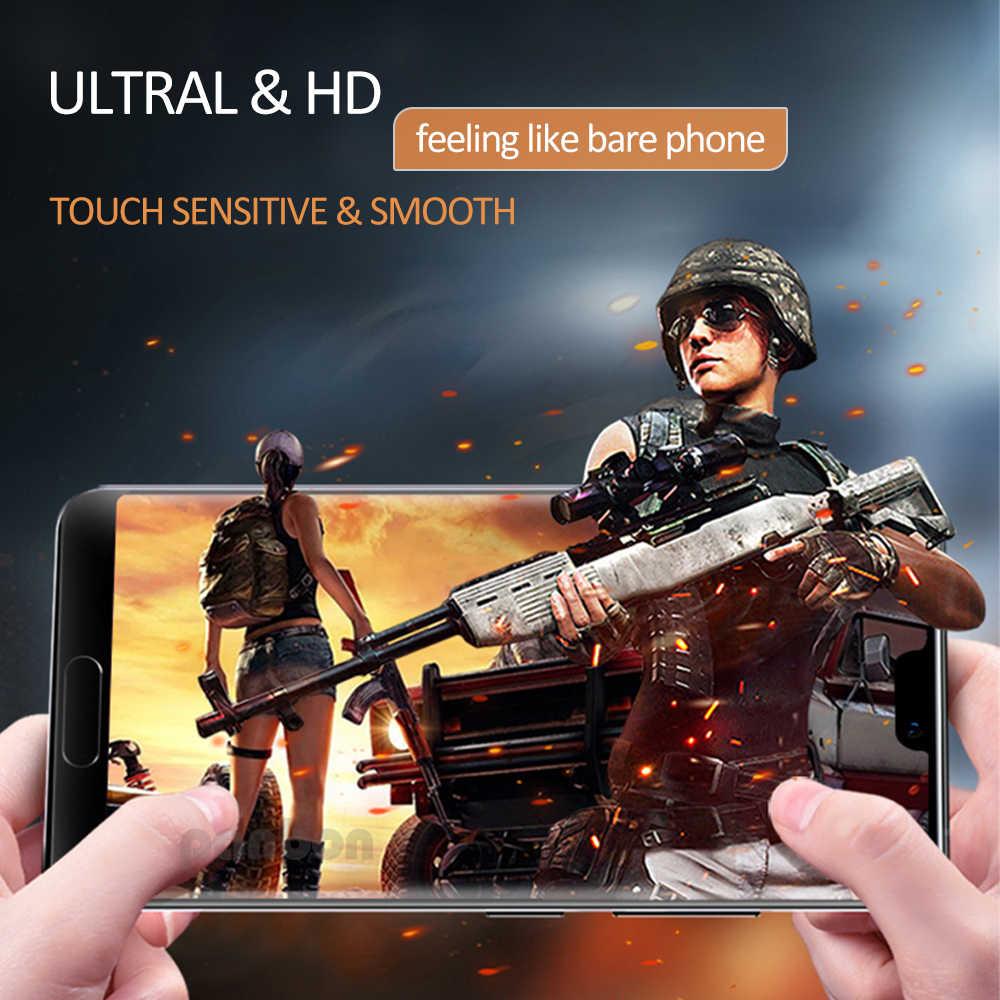 9D フルカバーソフトハイドロゲルフィルム UMIDIGI S3 プロ F1 プレイ最大電力 A5 pro のスクリーンプロテクターないガラス