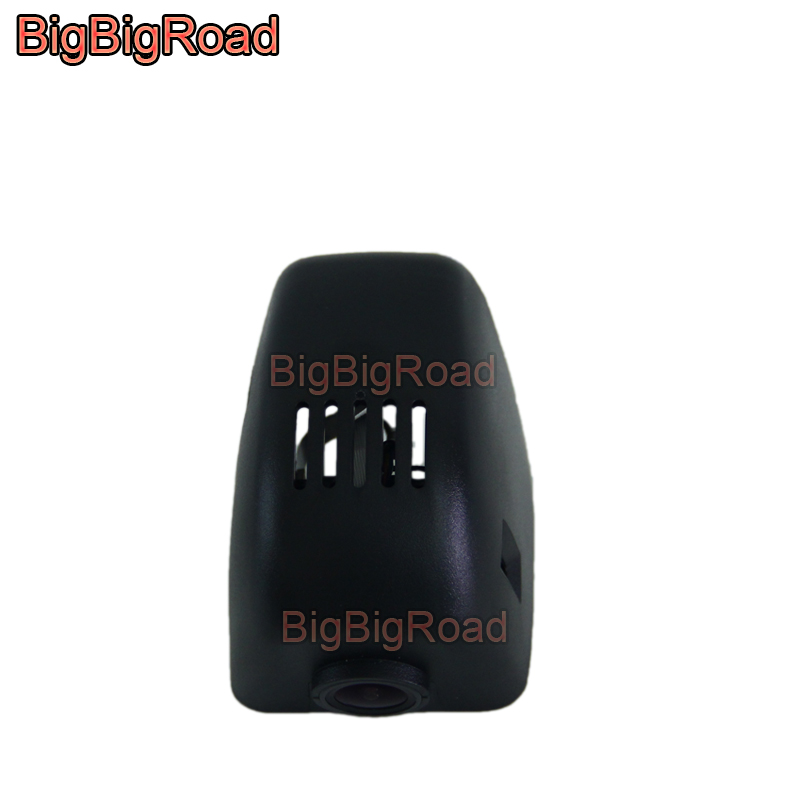 BigBigRoad For Audi Q5 R8 A1 A3 A7 A8 A5 A4L A6L 2013 2014 2015 2016 Car DVR Video Recorder Wifi Camera Car Black Box DashCam литье chi vietnam r8 18 19 a4l a6l a8l q5 r8 tt