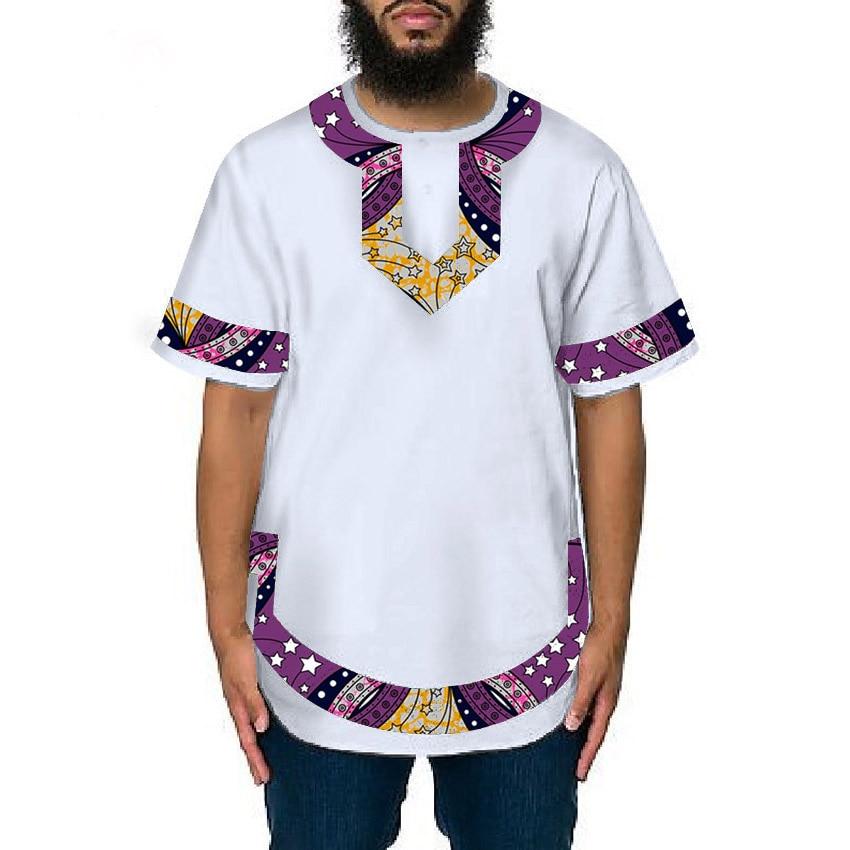 @El Hadj african shirt 5
