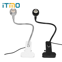 ITimo Super Bright USB LED Desk Light LED Table Lights Flexible Reading Lamp For Laptop Notebook PC Computer Book Lamp