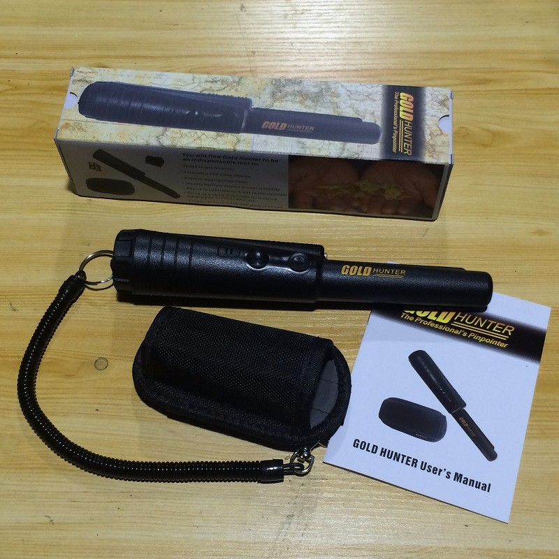 Gold Hunter Pro Pointer Metal Detector hunter reborn